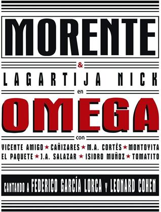 Enrique Morente - Omega (20th Anniversary Edition, 2 CDs + DVD)