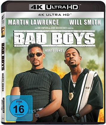 Bad Boys - Harte Jungs (1995) (4K Ultra HD + Blu-ray)