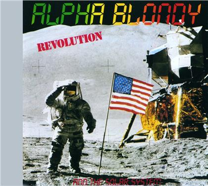 Alpha Blondy - Revolution (LP)