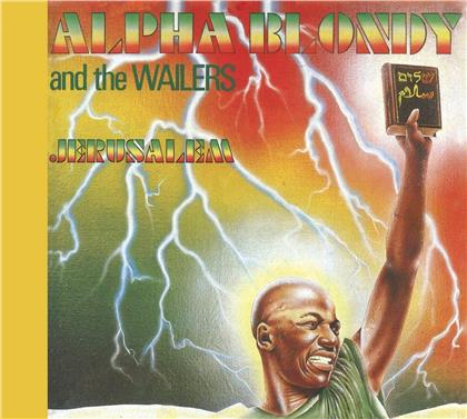 Alpha Blondy - Jerusalem (LP)