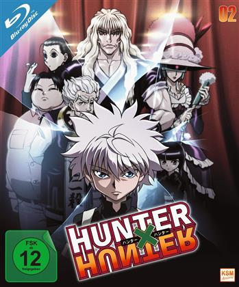 Hunter X Hunter - Vol. 2 (2011) (Limited Edition, 2 Blu-rays)