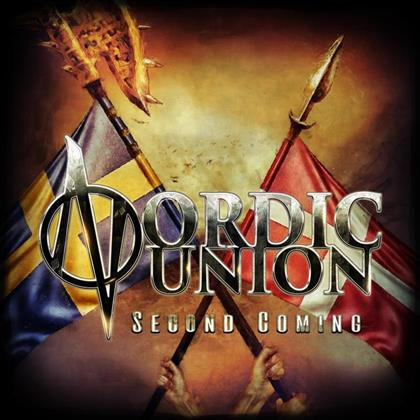 Nordic Union - Second Coming (Gatefold, LP)