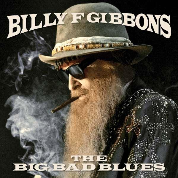 Billy F Gibbons (ZZ Top) - The Big Bad Blues (Colored, LP)