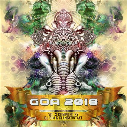 Goa 2018 Vol. 3 (2 CDs)