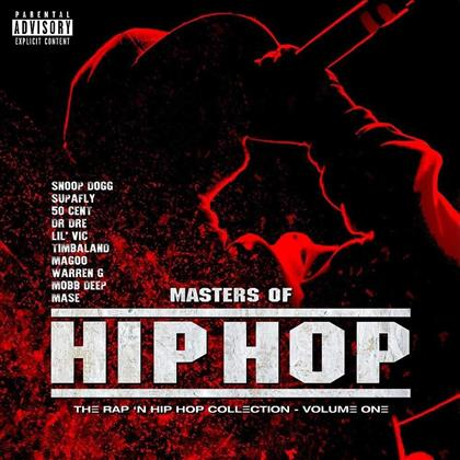 Masters Of Hip Hop (LP)