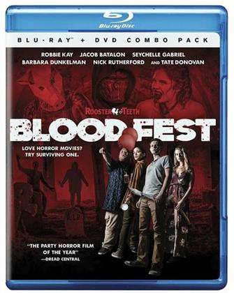 Blood Fest (2018) (Blu-ray + DVD)