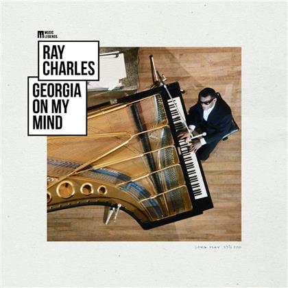Ray Charles - Georgia On My Mind (Wagram, Remastered, LP)