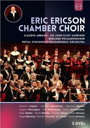 Eric Ericson Chamber Choir - 100th Anniversary (Euro Arts, 5 DVDs)