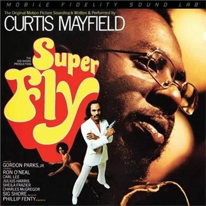 Curtis Mayfield - Superfly (45 RPM, Limited Numbered Edition, Mobile Fidelity, 2 LPs)