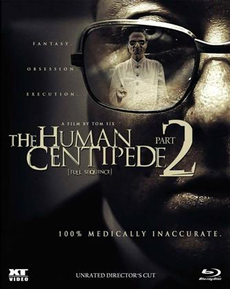 The Human Centipede 2 - Full Sequence (2011) (s/w, Director's Cut, Unrated)