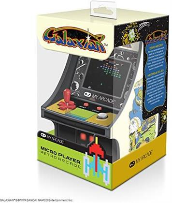 "My Arcade Micro Player 6"" Collectible Retro Galaxian"