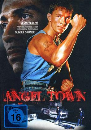 Angel Town (1990) (Limited Edition, Mediabook, Uncut, Blu-ray + DVD)