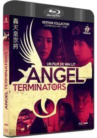 Angel Terminators (1992) (Collector's Edition, Blu-ray + DVD)