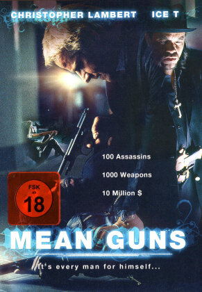Mean Guns (1997) (Limited Edition, Mediabook, Uncut)