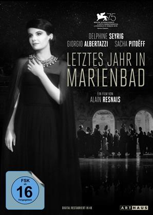 Letztes Jahr in Marienbad (1960) (s/w, Remastered, Special Edition)