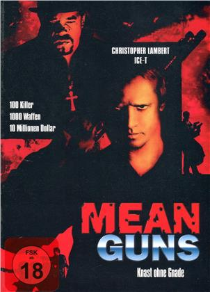 Mean Guns (1997) (Limited Edition, Mediabook, Uncut, Blu-ray + DVD)