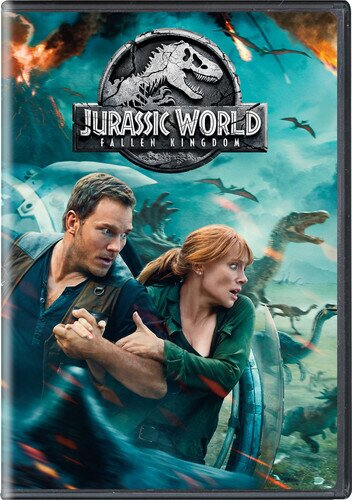 Jurassic World 2 - Fallen Kingdom (2018)