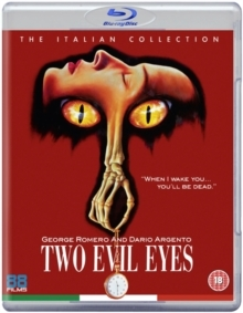 Two Evil Eyes (1990) (DualDisc, The Italian Collection, Blu-ray + DVD)