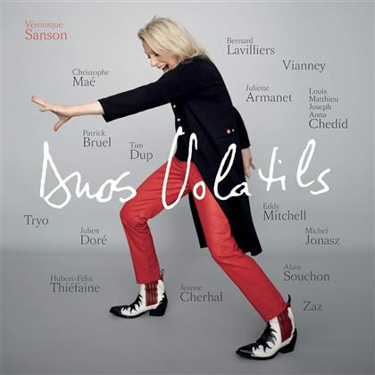 Veronique Sanson - Duos Volatils (CD + DVD)