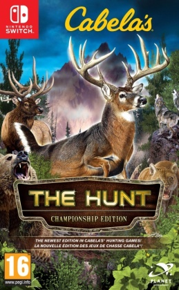 Cabela`s The Hunt