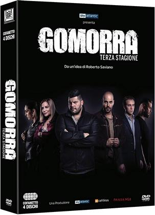 Gomorra - Stagione 3 (4 DVDs)