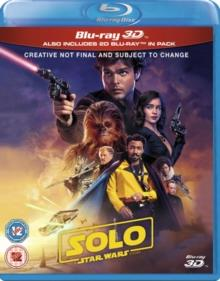 Solo - A Star Wars Story (2018) (Blu-ray 3D + 2 Blu-ray)