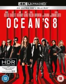 Ocean's 8 (2018) (4K Ultra HD + Blu-ray)
