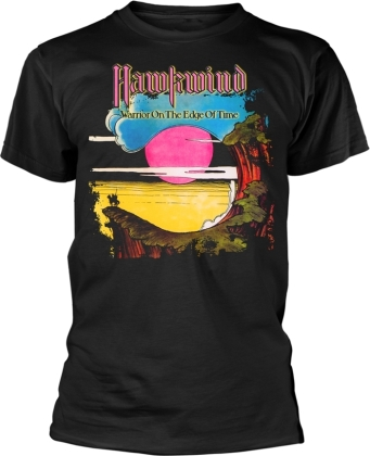 Hawkwind - Warrior On The Edge Of Time (Black)