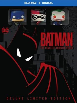 Batman - The Complete Animated Series (Deluxe Edition, Limited Edition)