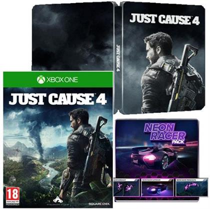 Just Cause 4 inkl. Neon Racer DLC (Steelbook Edition)