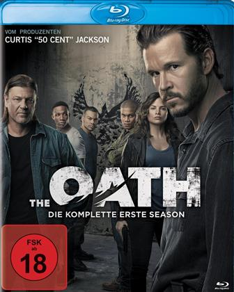 The Oath - Staffel 1 (3 Blu-rays)