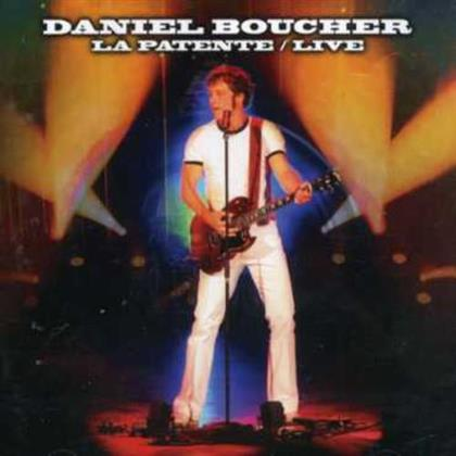 Daniel Boucher - La Patente: Live (CD + DVD)
