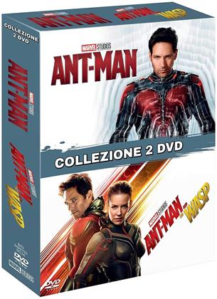 Ant-Man 1 & 2 (2 DVDs)
