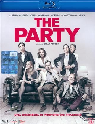 The Party (2017) (n/b)