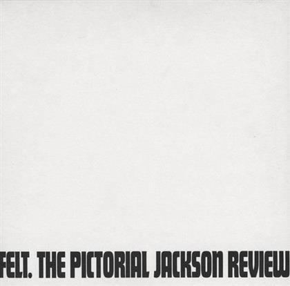 "Felt - Pictorial Jackson Review (Boxset, Remastered, 2 CDs + 7"" Single)"