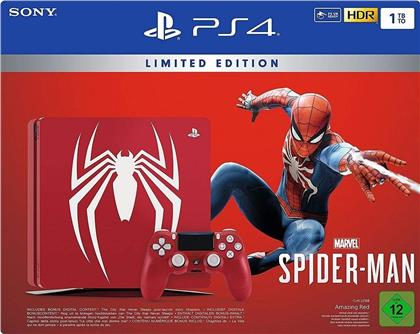 Sony Playstation 4 1TB SLIM + Spiderman (Limited Edition)