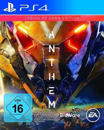 Anthem Legion of Dawn Edition (German Edition)