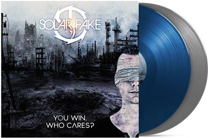 Solar Fake - You Win. Who Cares? (Limited Edition, Colored, 2 LPs + Digital Copy)