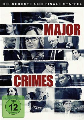 Major Crimes - Staffel 6 - Die finale Staffel