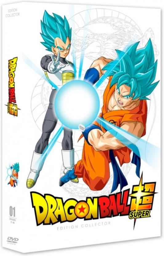 Dragon Ball Super - Box 1 (Collector's Edition, 8 DVDs)