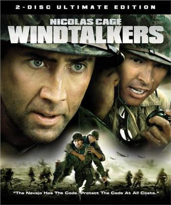 Windtalkers (2002) (Director's Cut, Kinoversion, Ultimate Edition, 2 Blu-rays)