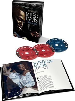Miles Davis - Kind Of Blue (Collectors Edition, 50th Anniversary Edition, 2 CDs + DVD)