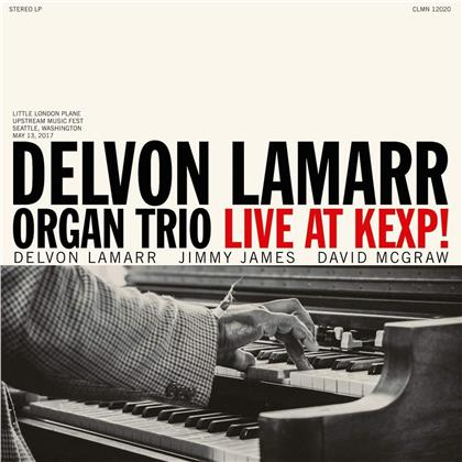 Delvon Lamarr - Live At Kexp! (LP)