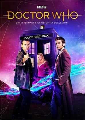 Doctor Who - David Tennant & Christopher Eccleston (BBC, 12 DVDs)