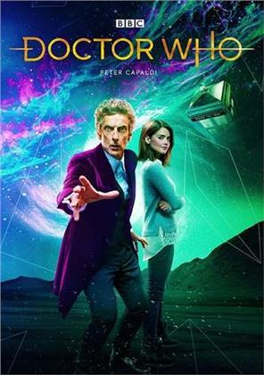 Doctor Who - Peter Capaldi (BBC, 9 DVDs)