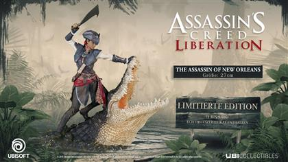 Assassins Creed Liberations Aveline Figure