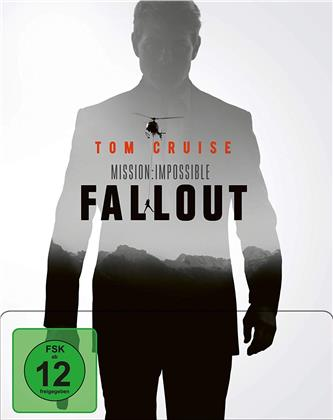 Mission Impossible 6 - Fallout (2018) (Limited Edition, Steelbook)