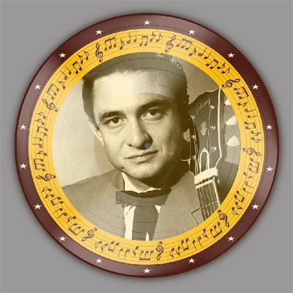 Johnny Cash - Sun Singles (Limited Edition, Picture Disc, LP)