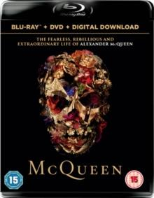 McQueen (2018) (Lenticular, Limited Edition, Blu-ray + DVD)