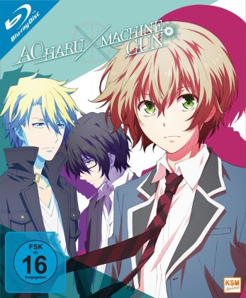 Aoharu X Machinegun - Staffel 1 - Vol. 1